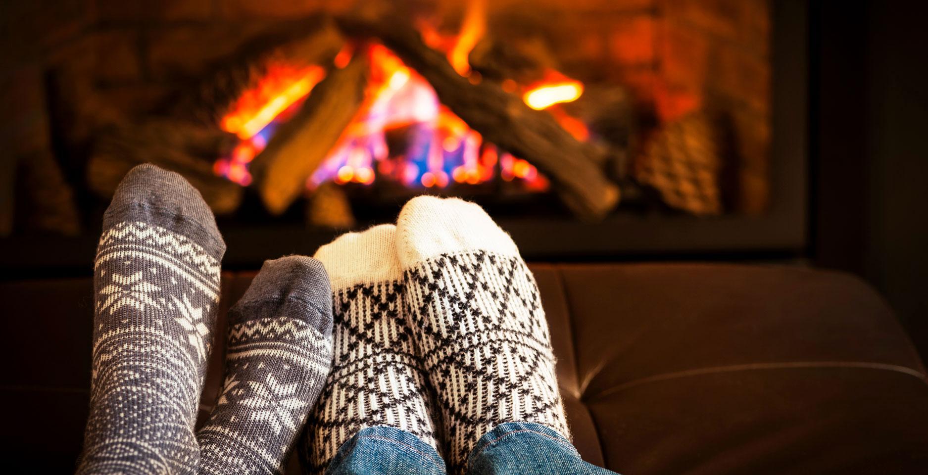 Brændeovne skaber hygge og nærhed